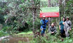 visita à RPPN Grande Floresta das Araucárias.....DSC01707