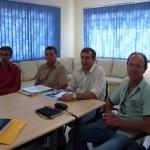 36 - Reunião com prefeito Adelmo e secretários